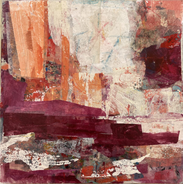 Abstract 7110 rood